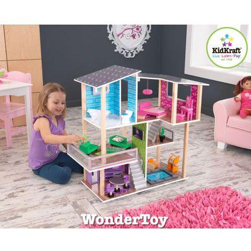 Domek dla lalek Miejska Nowoczesna Willa KidKraft 65822 (domek dla lalek) od wonder-toy.com