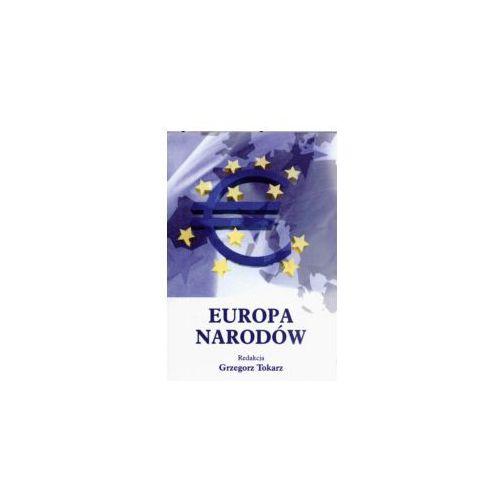 Europa narodów (opr. miękka)
