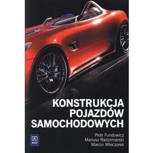 Konstrukcje pojazdów samochodowych