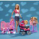 Artykuł Lalka Steffi z mebelkami Baby World - Dostawa zamówienia do jednej ze 170 księgarni Matras za DARMO z kategorii lalki
