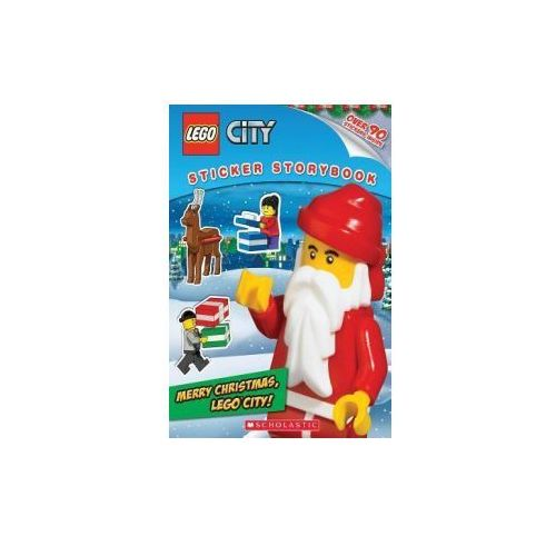 Merry Christmas, Lego City!