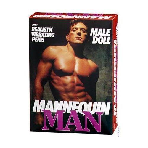Mannequin man z członkiem - produkt z kategorii- sztuczne członki i pochwy