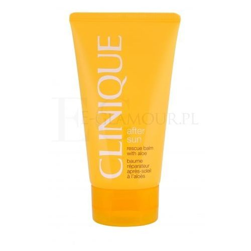 after sun rescue balm with aloe preparaty po opalaniu 150 ml dla kobiet marki Clinique