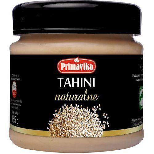 Tahini Naturalne 185g