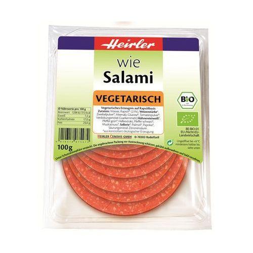 Heirler Produkt wegański salami bio 100 g - (4010318075474)