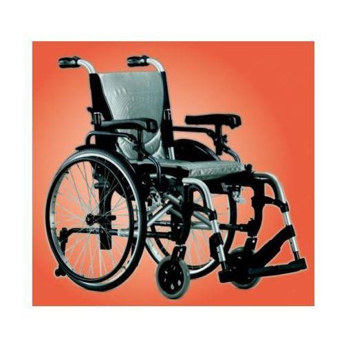 Wózek inwalidzki aluminiowy KARMA S-ERGO 305 - sprawdź w wybranym sklepie