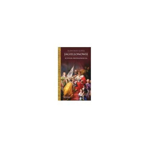 Jagiellonowie. Schyłek średniowiecza pocket (9788311156845)