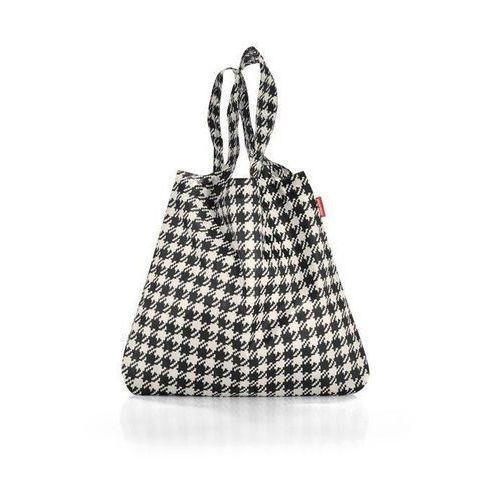 Torba na zakupy mini maxi shopper fifties black marki Reisenthel