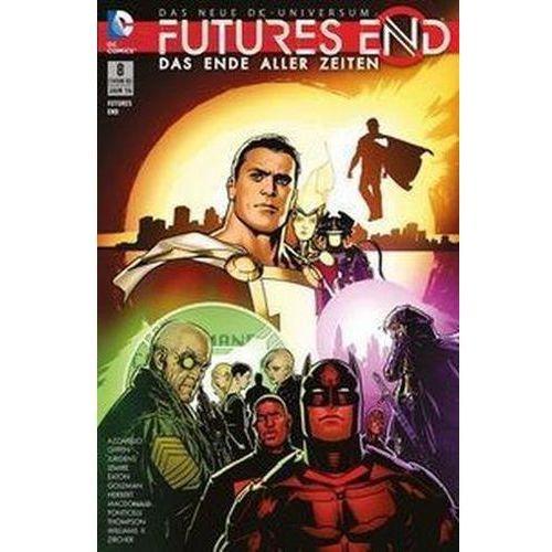 Futures End - Das Ende aller Zeiten. Bd.8 MacDonald, Andy (9783957986252)