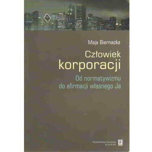 Człowiek korporacji (316 str.)