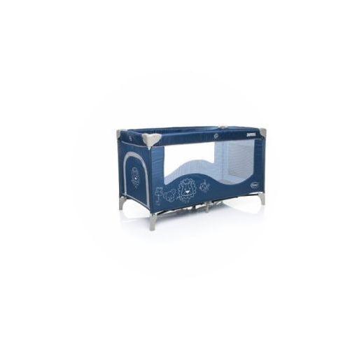 Łóżeczko turystyczne  ROYAL BLUE, produkt marki 4BABY