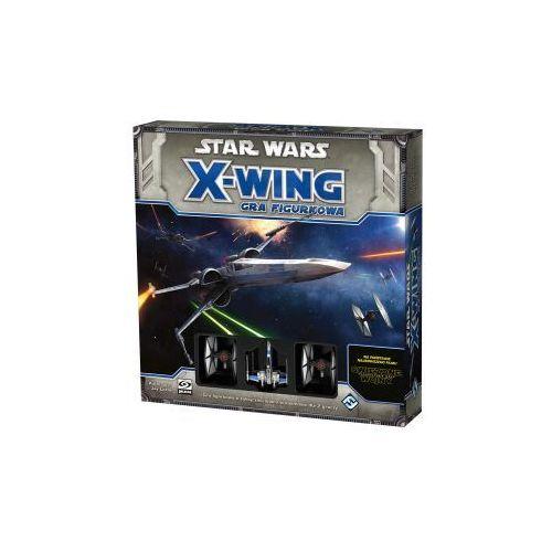 Star wars x-wing: przebudzenie mocy. zestaw podstawowy marki Galakta