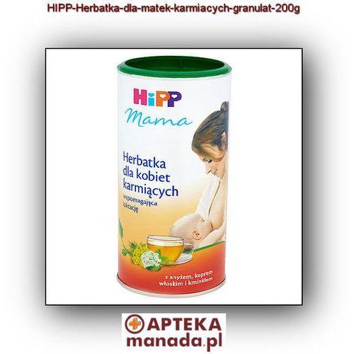 HIPP Herbatka dla matek karmiących granulat 200g, NN-ZHP-H020-001