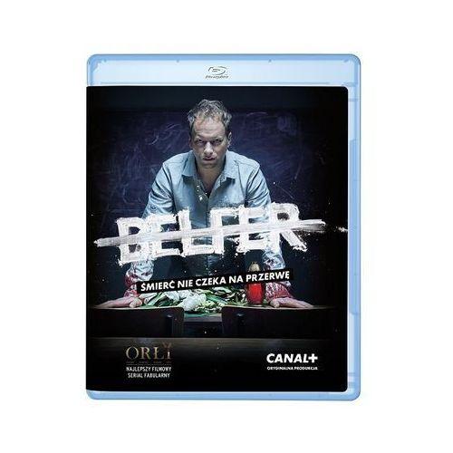 Belfer sezon 1 (blu-ray) marki Agora
