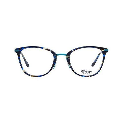 Okulary korekcyjne duck 04 marki Woodys barcelona