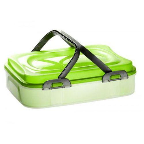 DOMOTTI Pojemnik na żywność Dolce zielony (90124) (5904134901248)