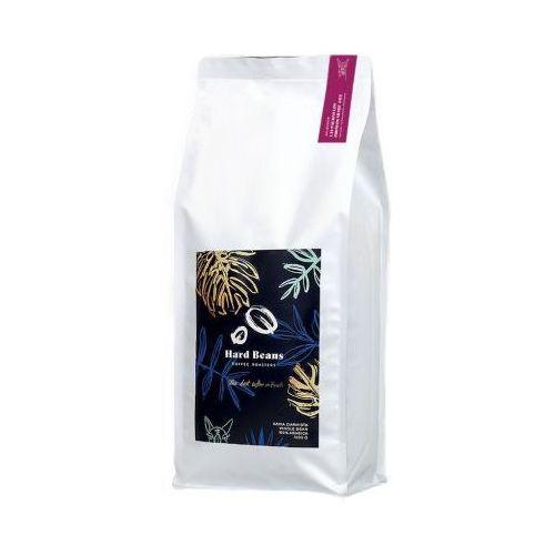 Kawa salwador los pirineos espresso 1000g marki Hard beans