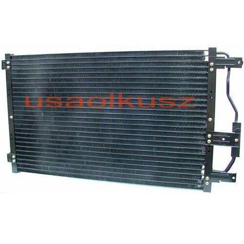 Skraplacz klimatyzacji - pojedyncza klimatyzacja dodge caravan 2001-2005 marki Srl