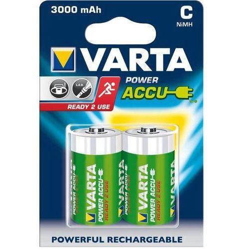 2 x akumulatorki Varta R14 C R2U Ni-MH 3000mAh