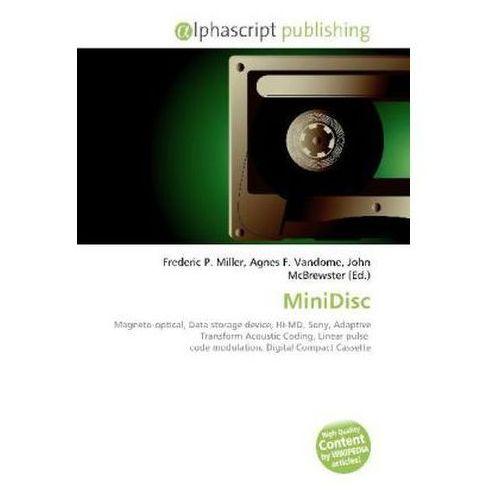 MiniDisc (9786131652141)