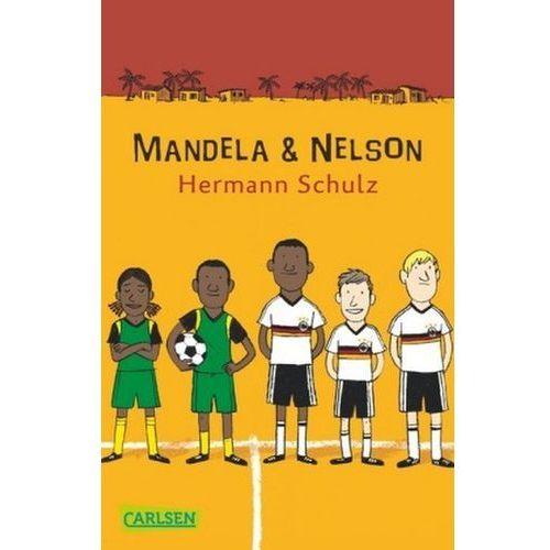 Mandela & Nelson - Das Länderspiel (9783551312273)