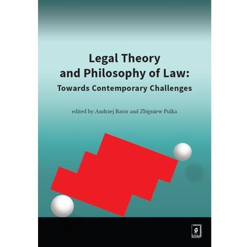 Legal Theory and Philosophy of Law - Praca zbiorowa (9788373836808)