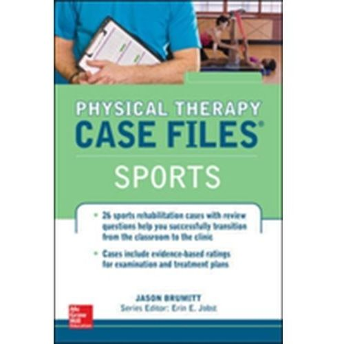 Physical Therapy Case Files, Sports (9780071821537)
