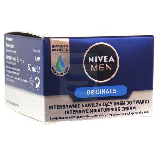 NIVEA FOR MEN Nawilżający krem do twarzy Original 50ml - Nivea (4005808377190)