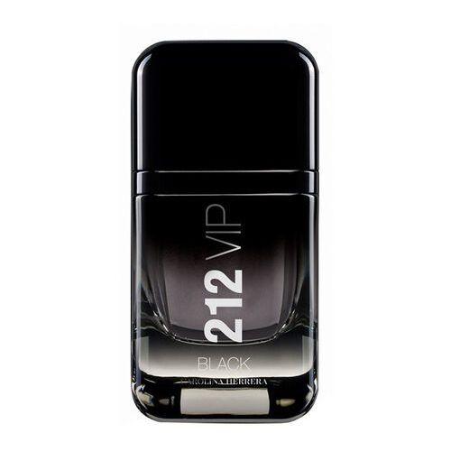 - 212 men vip black woda perfumowana edp 100 ml dla panów marki Carolina herrera