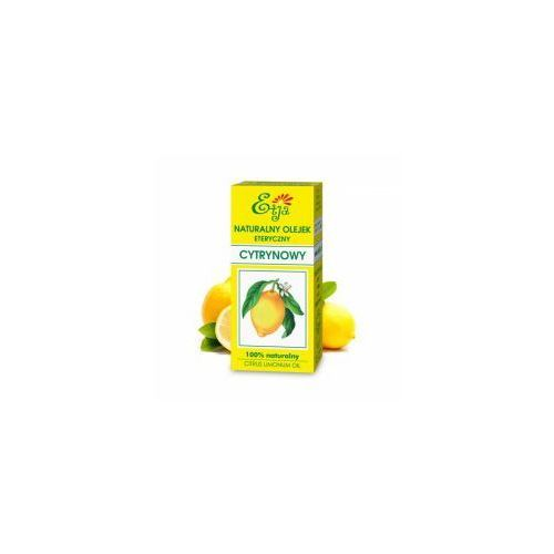 Olejek Cytrynowy 10 ml Etja
