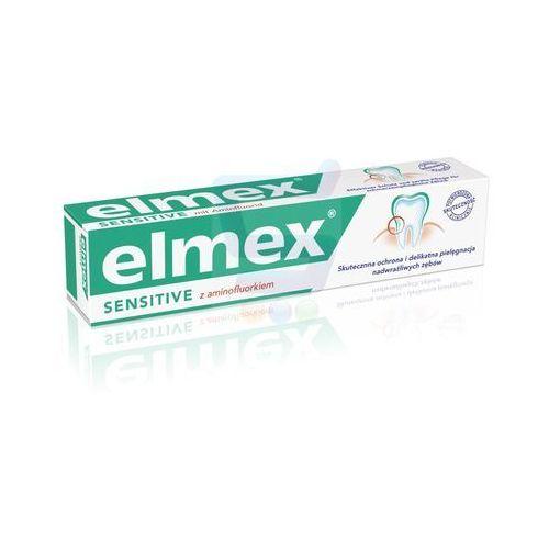 Elmex sensitive plus pasta do zębów 75 ml marki Gaba