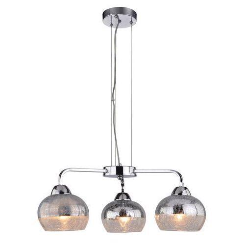Lampa wisząca Candellux Cromina 3x60W E27 chrom 33-56368