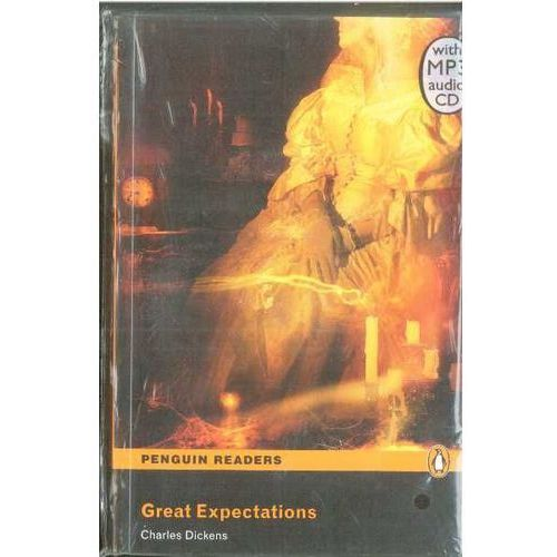 Great Expectations Plus MP3 CD (Wielkie Nadzieje) Penguin Readers Classic (116 str.)
