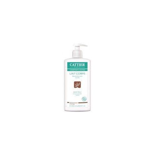 Cattier (kosmetyki) Mleczko do ciała zmiękczające z olejem kokosowym i wanilią eko 500 ml - cattier (3283950911160)
