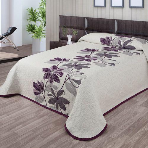 Forbyt narzuta na łóżko azura fioletowy, 140 x 220 cm marki 4home