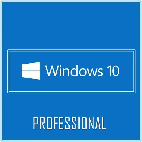 Microsoft Windows 10 professional pl/nowy klucz mak/szybka wysyłka/f-vat 23% (0885370938821)
