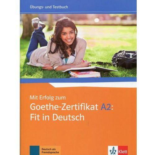 Mit Erfolg zum Goethe-Zertifikat A2 Fit in Deutsch, Lektorklett