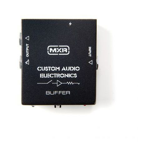 Mxr mc406 - custom audio electronics buffer efekt gitarowy