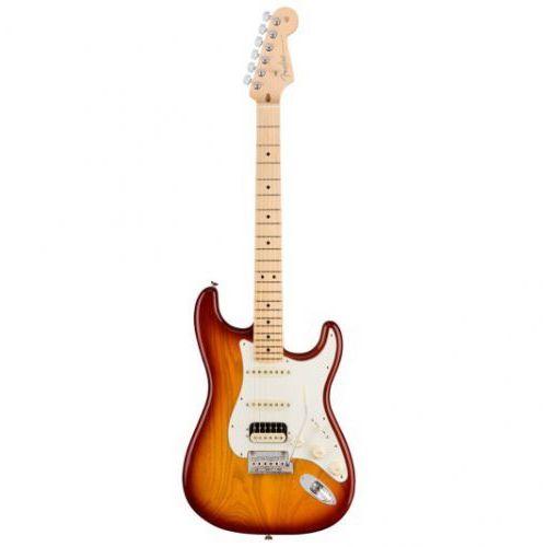 Fender American Pro Stratocaster HSS Shaw MN SSB gitara elektryczna