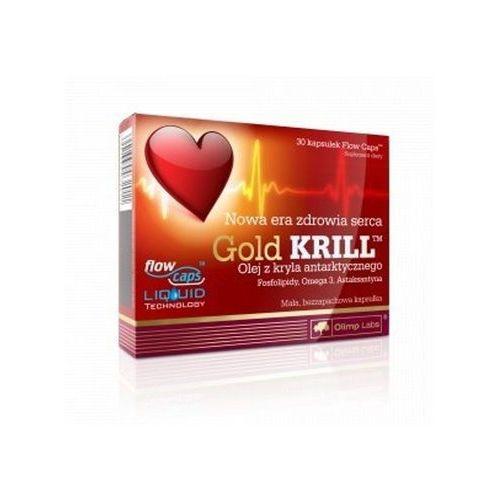OLIMP GOLD KRILL - 30 KAPS.