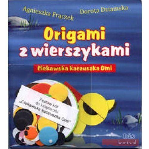 Ciekawska kaczuszka Omi + zestaw papieru (48 str.)