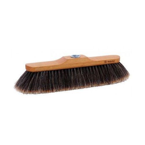 Redecker - Szczotka do zamiatania z końskiego włosia, 30 cm + drewniany kij - produkt dostępny w HOJO Clean Starwax, Soluvert, Dr. Beckmann, Frosch