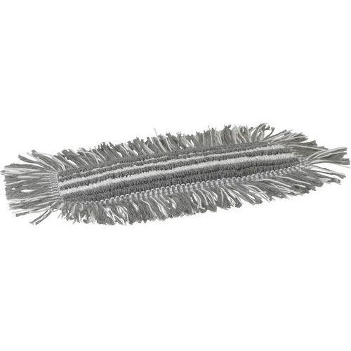 Mop Damp 48, do sprzątania na wilgotno, na rzepy, szary, 250 mm, VIKAN 548725, marki Vikan do zakupu w Gastrosilesia