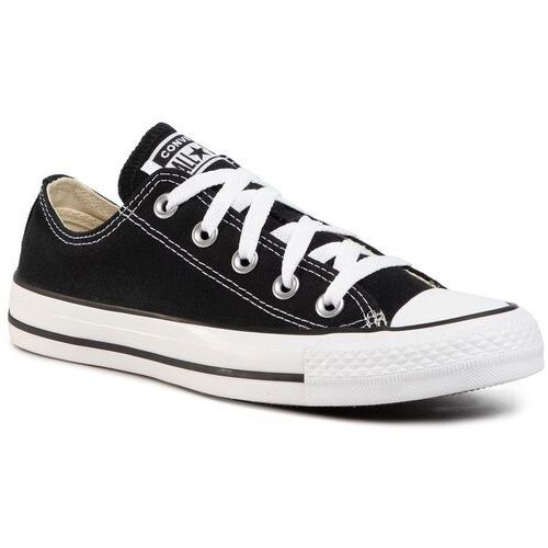 Trampki - all star ox m9166c black, Converse, 35-48