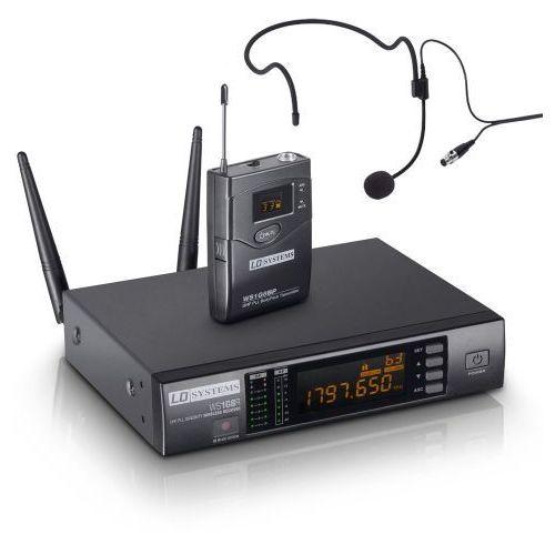 LD Systems WS 1G8 BPH mikrofon bezprzewodowy nagłowny