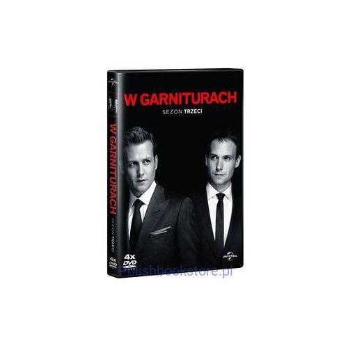 W garniturach. sezon 3 [4dvd] marki Tim film studio