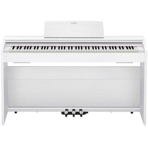 Casio PX-870 WE Pianino Cyfrowe Białe (4971850362371)