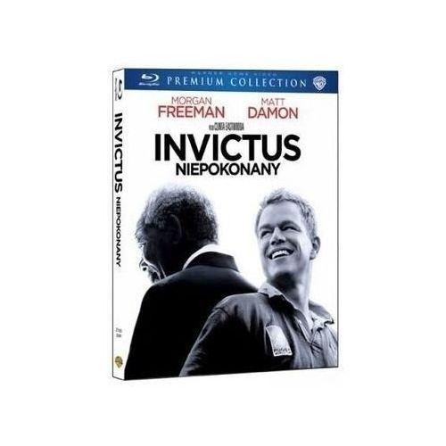 Clint eastwood Invictus - niepokonany premium collection (bd)