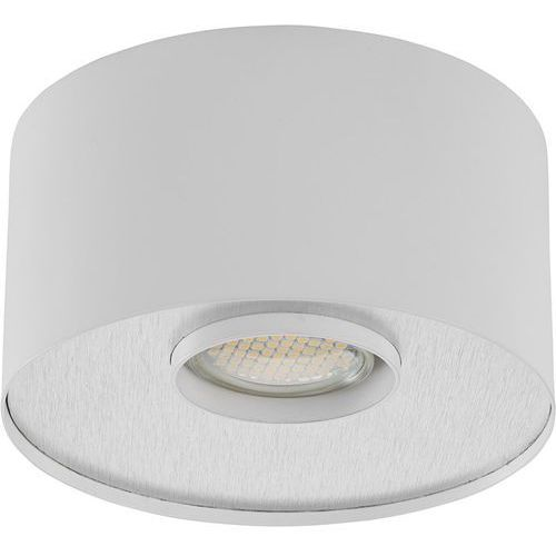 Oprawa wpuszczana net 1 koło biały alu aluminium gu10 x marki Sigma
