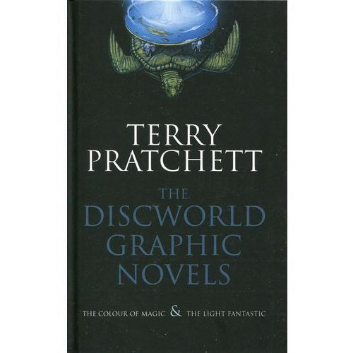 Discworld Graphic Novels: the Colour of Magic and the Light Fantastic (9780385614276)